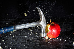 Apple and Hammer